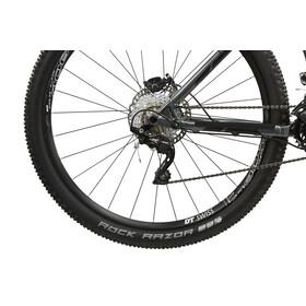 VOTEC VX Comp Trail Fully dark grey glossy/black matte